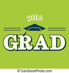 2018, osztály, gratulálok, nyomdászat, diplomás