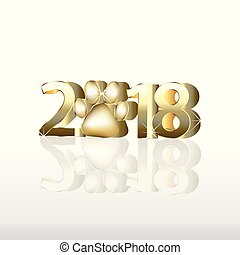 2018, szczęśliwy nowy rok