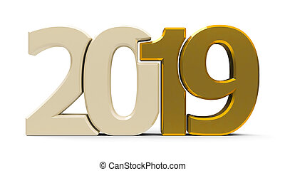2019 icon compact gold