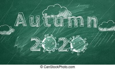 2020, automne