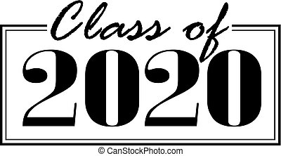 2020, banner, klasse, geboxt