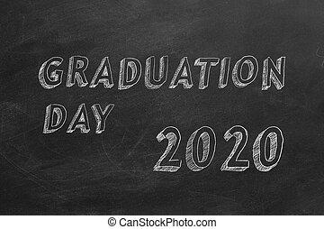 2020, graduation dag