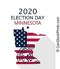 2020 Minnesota vote card