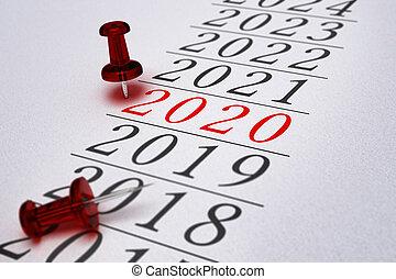 2020 - Two Thousand Twenty