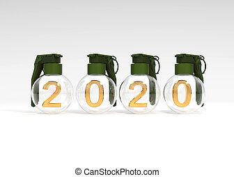 2020 with Bomb