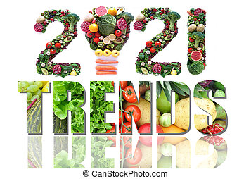 2021 food and health trends