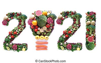 2021 food closeup