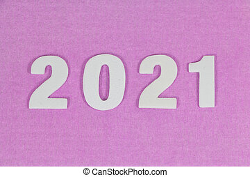 2021 in white figures