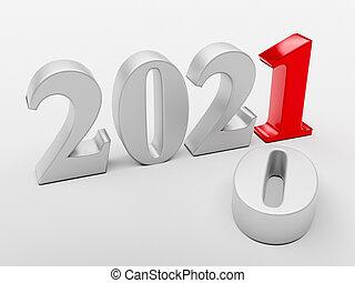 2021, remplace, 2020, nouveau