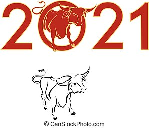 2021 Year of Ox