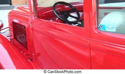 20's Classic Gangster Car