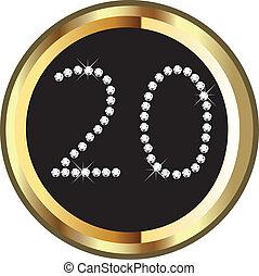20th anniversary birthday celebrati