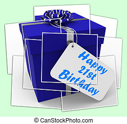 21, 21, tehetség, év, misét celebráló, születésnap, kitesz,...