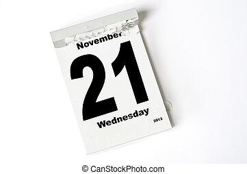 21., november, 2012