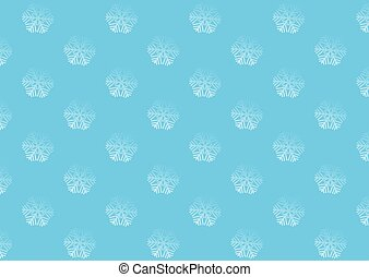2111, mønster, jul, baggrund, sneflage