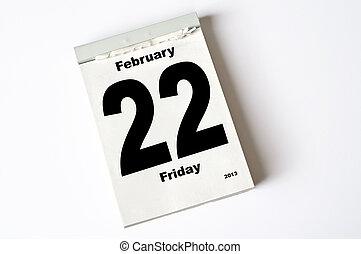 22., februari, 2013