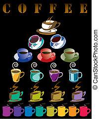 22, tazze caffè