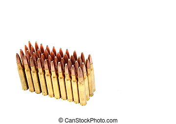 223, munições,  rifle