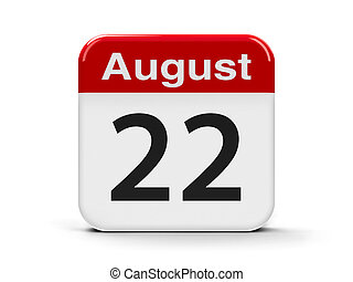 22nd August