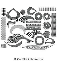 24, 手ざわり, 要素, デザイン