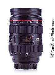 24-70 mm, f2.8 zoom lens