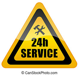 24 hour service