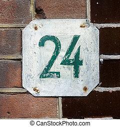 24, nombre