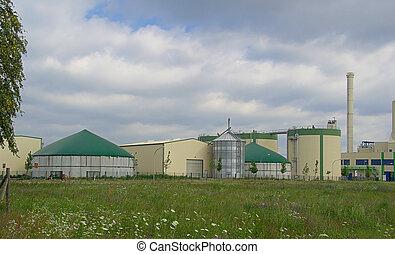 24, plante, biogas
