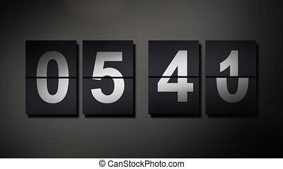 24 uur, clocks, tik