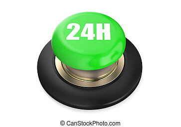 24h Green button