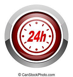 24h icon