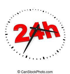 24h Service
