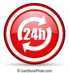 24h web icon
