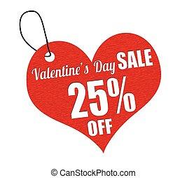 25, desligado, labe, valentines, cento, venda