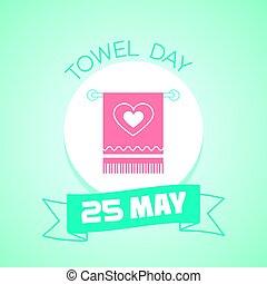 25 may Towel Day