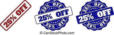 25% OFF Grunge Stamp Seals