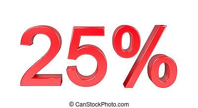 25% Sale Discount