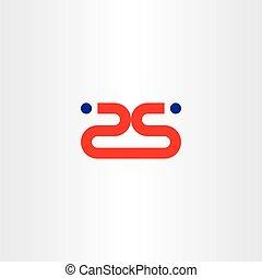 25, vingt, nombre, vecteur, cinq, logo, rouges, icône
