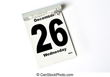 26. December 2012