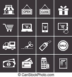274-2 shopping icon - shopping icon
