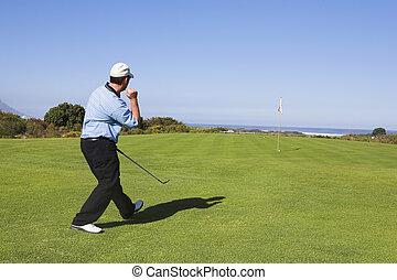 #29, golf
