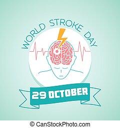 29 october World Stroke Day