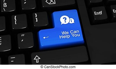 296. We Can Help You Rotation Motion On Computer Keyboard Button.