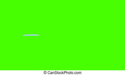 2d Cartoon FX Pack 4K 30 Splatter Elements