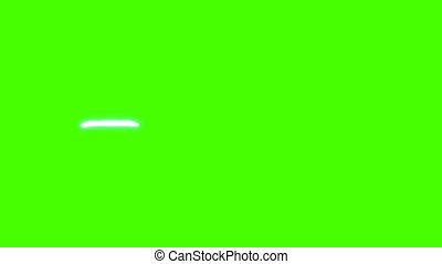 2d Cartoon FX Pack 4K 30 Splatter Elements with glow effect...