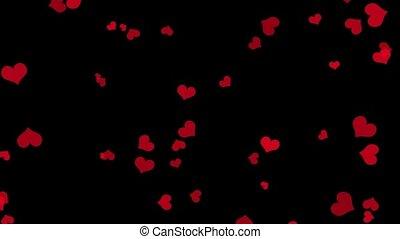 2d Hearts Overlay