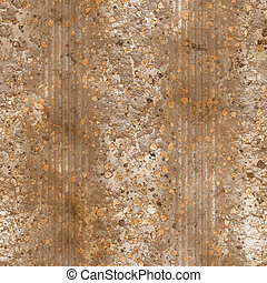 seamless dirt road texture - 2d illustration of a seamless...