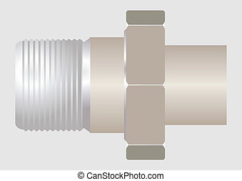 2.Type  connection pipe.