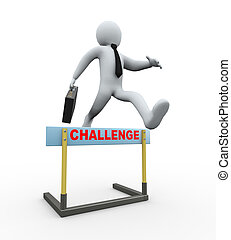 3, üzletember, gát, ugrás, -, felelősségre von