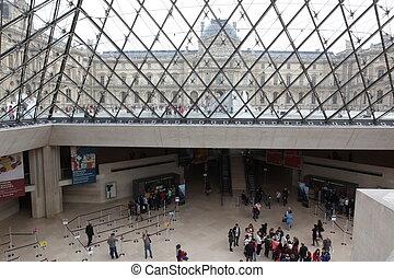 3:, パー, ∥そうするかもしれない∥, よろい窓, パリ, -, 博物館, 訪問者, 3, 2013